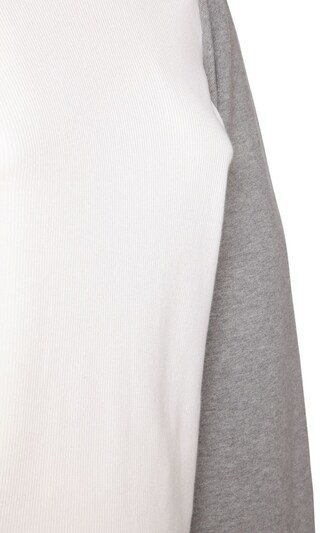 Thumbnail for your product : MM6 MAISON MARGIELA Jersey Sweatshirt W/Detachable Sleeves