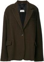 Maison Margiela oversized coat