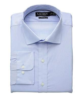 Lauren Ralph Lauren Non-Iron Slim Fit Stretch Dress Shirt