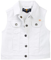 Lucky Brand Frankie Vest (Toddler Girls)