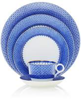 "Mottahedeh Blue Lace"" Cup & Saucer"