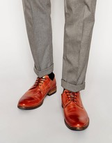 Dune Leather Brummie Shoes