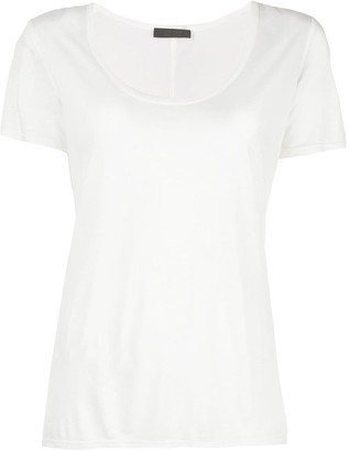 The Row scoop neck shortsleeved T-shirt