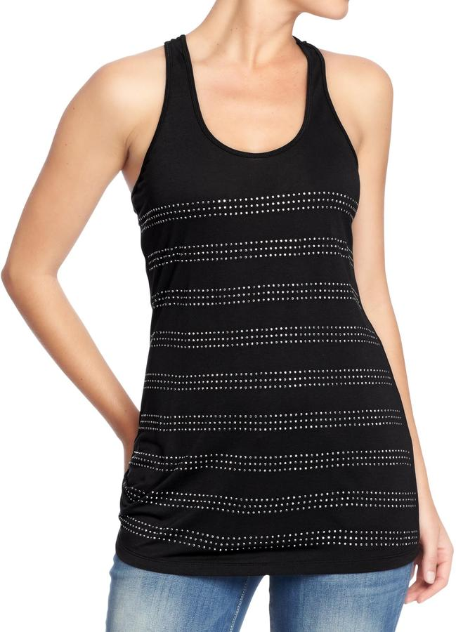 Old Navy Women's Studded Jersey Tanks