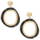 Trina Turk Doorknocker Drop Earrings