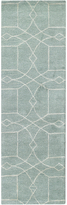 Bashian Rugs Eve Hand-Tufted Wool and Cotton Runner