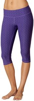 Prana Misty Capris - Low Rise (For Women)
