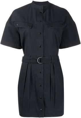 Etoile Isabel Marant Zolina belted shirt dress