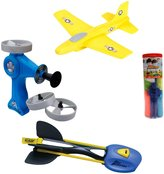 Aeromax Flying Toy Bundle