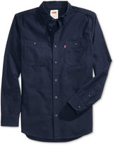 Levi's Men's Long-Sleeve Banjo Chambray Shirt