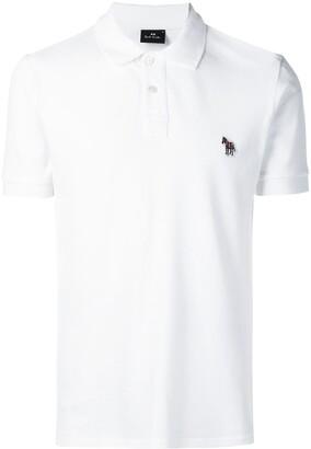 Paul Smith Short-Sleeve Polo Shirt