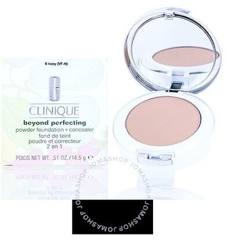 Clinique / Beyond Perfecting Powder Foundation+conceal 06 Ivory