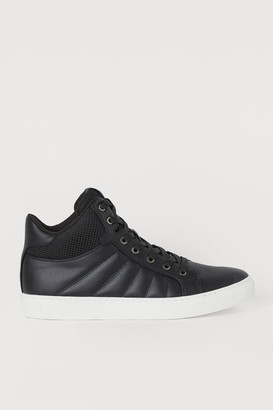 H&M High Tops - Black