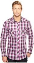 Rock and Roll Cowboy Long Sleeve Snap B2S1252