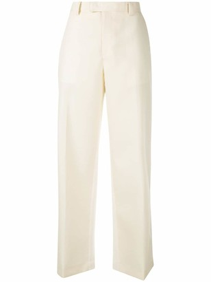 Undercover Wide Leg Tailored Trousers