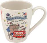 Cath Kidston Harry And Meghan Boxed Mug