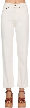 Miu Miu Denim Icons Francoise Denim Jeans