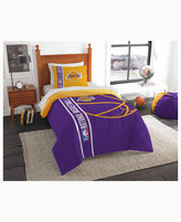 Northwest Company Los Angeles Lakers 5-Piece Twin Bed Set