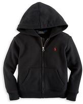 Ralph Lauren Boys' Fleece Zip Up Hoodie - Sizes S-XL