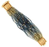 Amrapali 18K Multicolor Sapphire Ombré Bracelet