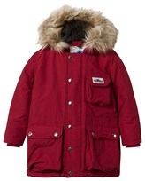 Penfield Red Lexington Hooded Mountain Parka