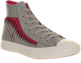 Converse Ctas Twisted Leather