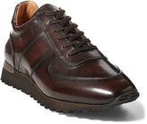 Ralph Lauren Ethan Calfskin Sneaker