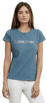 Kenneth Cole Fitted Crewneck Tee