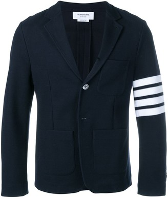 Thom Browne 4-Bar blazer