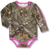 Carhartt Brown Realtree Xtra® Camo Bodysuit - Infant