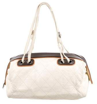 Chanel Country Club Bowler Bag