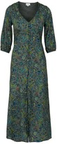 At Last... Belgravia Dress - Multi Green