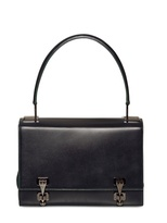 Giorgio Armani Two Tone Nappa Shoulder Bag