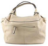 MG Collection Adora Studded Women Synthetic Tan Shoulder Bag.