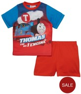 Thomas & Friends Thomas Boys Shorty Pyjamas