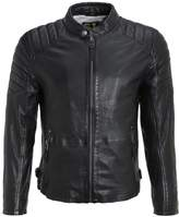 Gipsy Chesney Leather Jacket Black