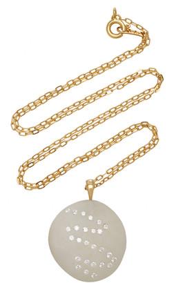 Cvc Stones Midwinter 18K Gold, Diamond And Stone Necklace