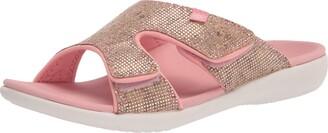 Spenco Womens Slide Sandal