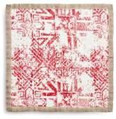 Kim Seybert Printed Linen Napkin