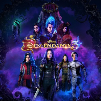Disney Descendants 3 Soundtrack CD