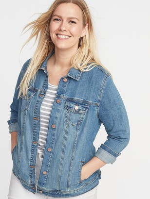 Old Navy Plus-Size Jean Jacket