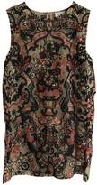 Ganni Brown Lace Dress for Women