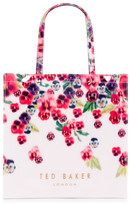 Ted Baker Maycon Scattered Pansy Large Icon Bag