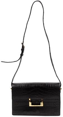 Saint Laurent Lulu Black Crocodile Handbags