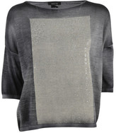 Avant Toi Metallic Panel T-Shirt