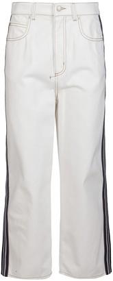 Alexander McQueen Boyfriend Denim Jeans
