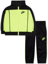 Nike Little Boys' 2-Pc. Pacific Knit Track Suit