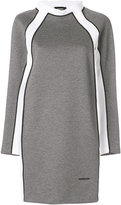 DSQUARED2 sports luxe dress