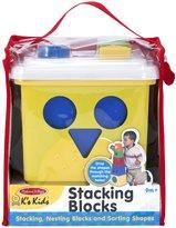 Melissa & Doug K's Kids - Stacking Blocks