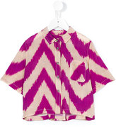 Morley Freya shirt - kids - Viscose - 4 yrs